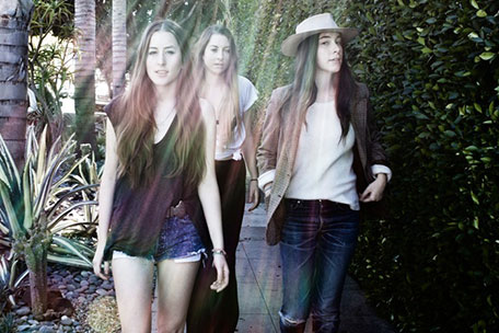 L.A. sister band Haim