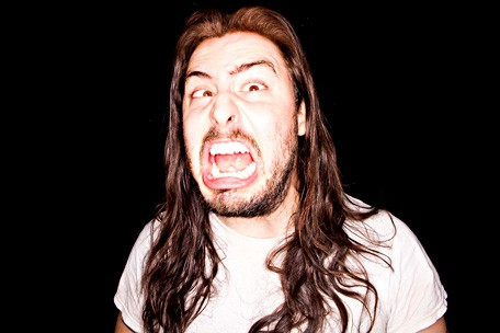Andrew W.K. bahrain trip cancellled interview