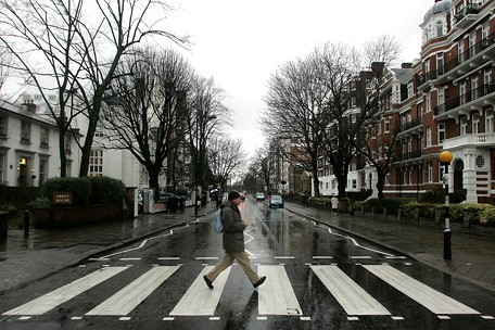 Wrong Abbey Road Photo