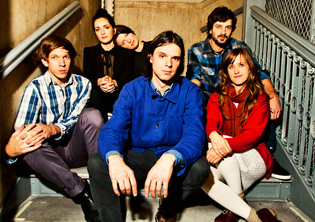 Dirty Projectors, Stripped-Down