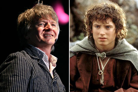 Neil Finn Frodo Baggins Hobbits The Hobbit