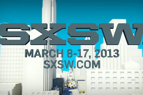 it might be november but sxsw 2013 is already shaping up to be one of