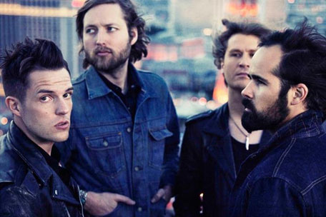 The Killers Cancel Shows After Brandon Flowers Loses Voice