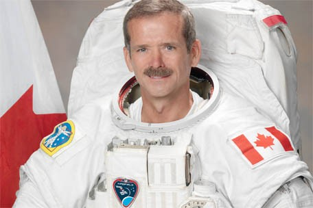 Chris Hadfield, NASA