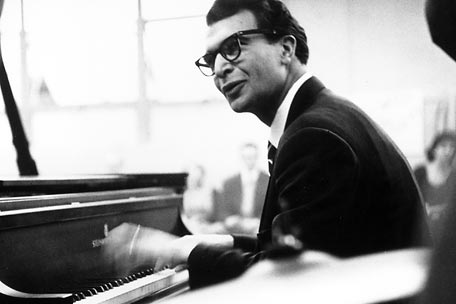Dave Brubeck, who died today at 91