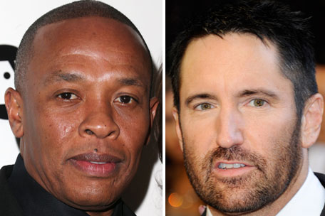 Dr. Dre Trent Reznor Nine Inch Nails