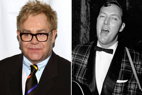 Elton John Bill Haley