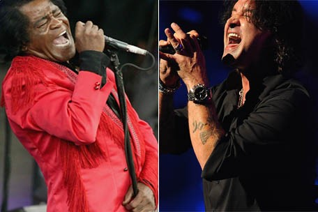 James Brown, Scott Stapp