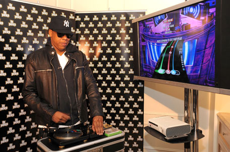 Jay-Z video games DJ Hero