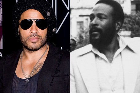 Marvin Gaye's Son Marvin Gaye biopic