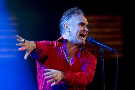 Morrissey hospitalized bladder infection
