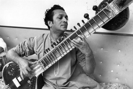 Ravi Shankar Death Mourned Slash K.D. Lang