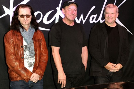rush rock hall of fame inductees 2013