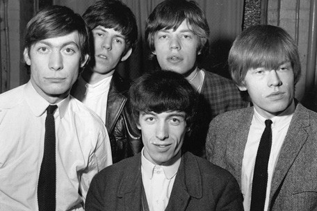 rolling stones old photo