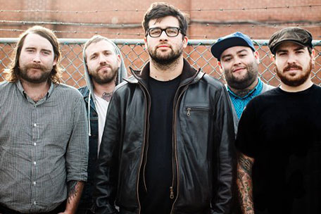 Alexisonfire City and Colour Gallows