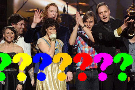 Who is the Arcade Fire