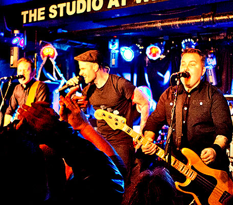 Dropkick Murphys live at New York City's Webster Hall