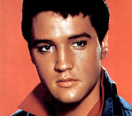 Elvis Presley, who would have turned 78 on Jan. 8, 2013