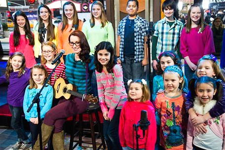 ingrid michaelson newtown charity song