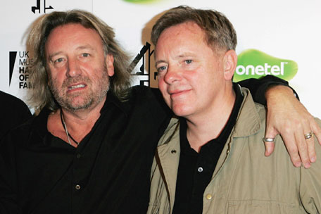 New Order Peter Hook Bernard Sumner