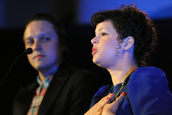 Regine Chassagne Win Butler Arcade Fire
