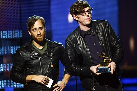 The Black Keys 2013 Grammy Awards
