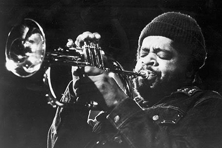 Donald Byrd, jazz trumpeter