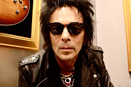 Earl Slick, David Bowie's guitarist