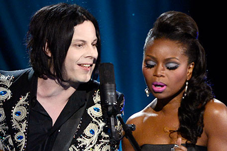 jack white grammys curse