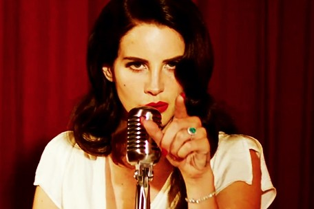 Lana Del Rey Burning Desire Video Valentine's Day