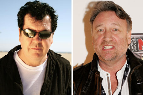 Lol Tolhurst The Cure Peter Hook New Order