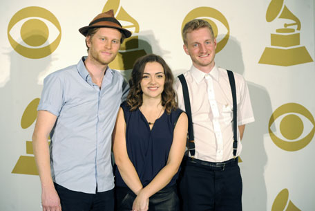 The Lumineers Grammy Awards