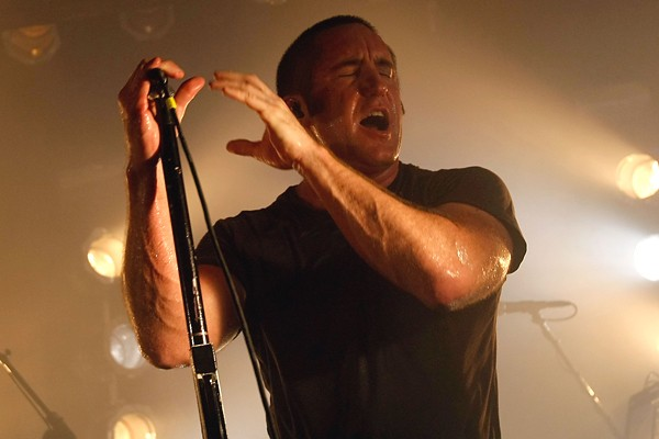 Nine Inch Nails band