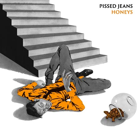 pissed jeans honeys album review