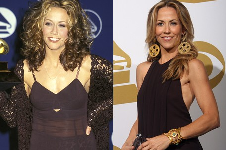 sheryl crow fashion grammy awards