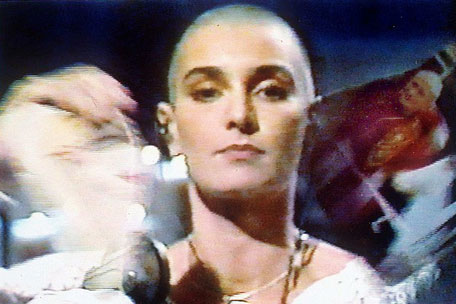 Sinead O'Connor Saturday Night Live Pope