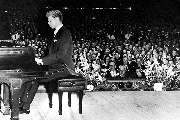 Van Cliburn obituary