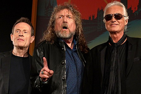 Led Zeppelin reunion tour?