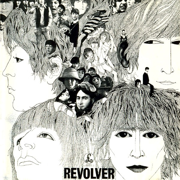 Beatles, Revolver - Albums You Should Own on Vinyl