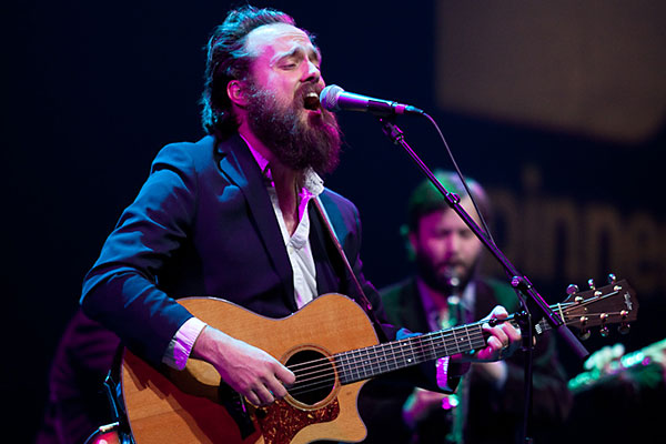 Iron and Wine Performs at Spinner SXSW 2013 Showcase