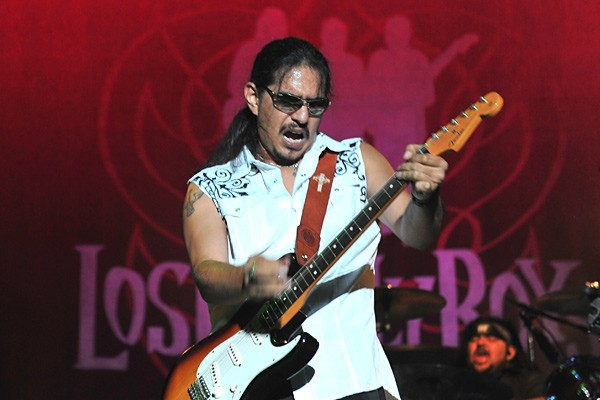Henry Garza Los Lonely Boys