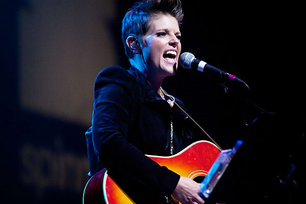 Natalie Maines Performs at Spinner SXSW 2013 Showcase