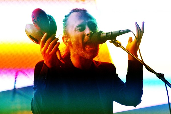 Thom Yorke Atoms for Peace Announce US Tour Dates Beginning September 2013