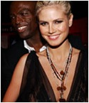 Heidi Klum - Energy Muse Necklace