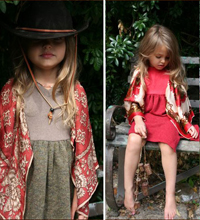 nixie eco chic clothing for kids