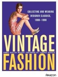 reading is fashionable vintage fashion