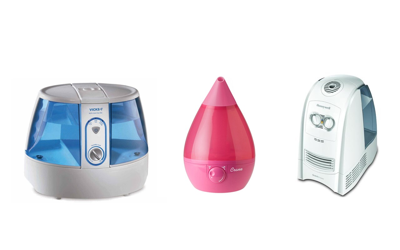 humidifier to add more moisture to your bedroom or office where you're #B4174E