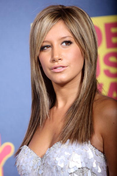 ashley tisdale brown hair pictures. Ashley Tisdale, July 2.