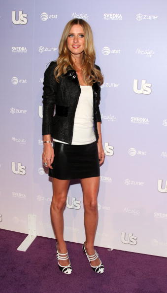 nicky hilton style. Nicky Hilton at the Us Weekly