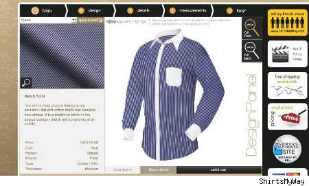 Custom Dress Shirts, 7 Trillion Dress Shirts Custom Made